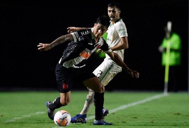 8º - Vasco - 1830 gols em 1309 jogos