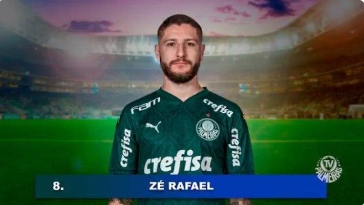 8 - Zé Rafael