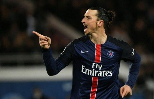 8 Zlatan Ibrahimovic - 0.62 gols por jogo (361 gols em 586 jogos)