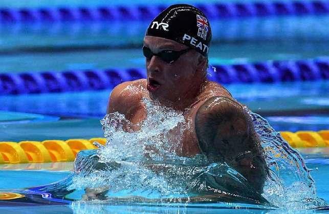 89) Adam Peaty (Grã-Bretanha) - Natação