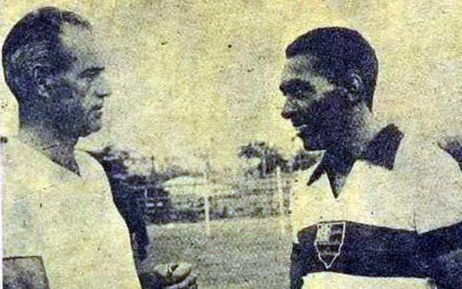 9º - Armando Renganeschi (Argentina), 1965-1967, 129 jogos, 56 vitórias / Aproveitamento: 52.5% / Curiosidade: o único técnico argentino do Flamengo. Já vivia no Brasil quando foi contratado e, rapidamente, conquistou os flamenguistas. Conquistou o Carioca de 1965.