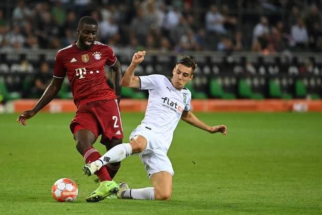 9º - Bayern de Munique: Dayot Upamecano, Marcel Sabitzer, Sven Ulreich e Omar Richards.
