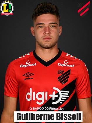 9º - Bissoli - Athletico-PR - 7 gols em 11 jogos