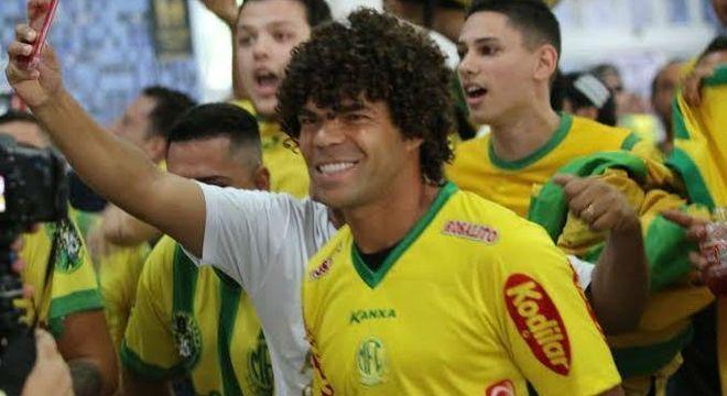 9) Camilo - Mirassol - 16 assistências para finalização (8 jogos)