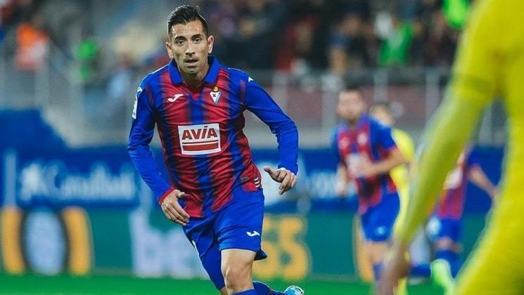 9) Charles - Eibar-ESP - 31 jogos - 9 gols