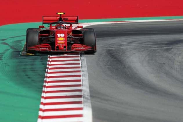 9) Charles Leclerc (Ferrari), 1min17s087