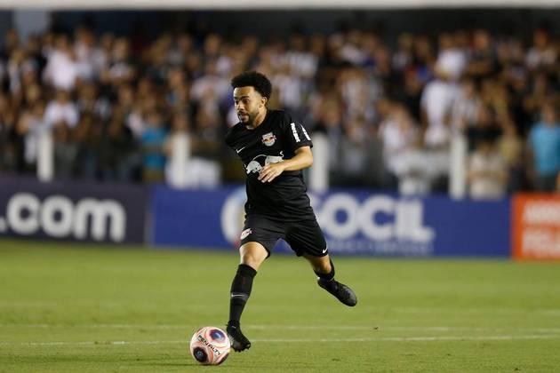 9°) Claudinho - Atacante do Red Bull Bragantino, o jogador de 23 anos também recebeu apenas um voto na quinta posição, portanto somou um ponto na classificação.