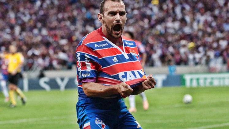 9º colocado – Fortaleza (30 pontos) – 24 jogos / 0.010% de chances de título; 3,5% para vaga na Libertadores (G6); 10,6% de chance de rebaixamento.