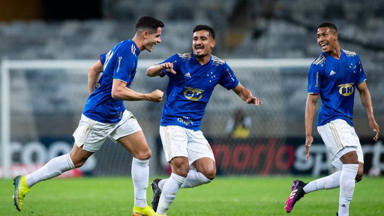 9º - Cruzeiro: Total - 7.624.621 milhões de inscritos