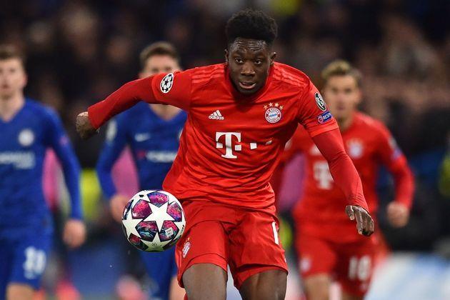9º - Davies (Bayern de Munique) 133.5 Milhões de euros