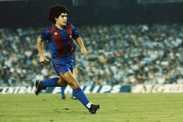 9° - Diego Maradona: 31 pontos