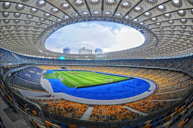 9 - Dínamo Kiev (UKR) Jogos:233/ Vitória: 97/ Empates: 52/ Derrotas: 84/ GM: 333/ GS: 283/ Título: 0