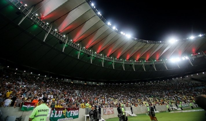 9º Fluminense - R$ 37,08 milhões/Variação de -51% da dívida de 2018 para 2019 - R$ -37,90 milhões