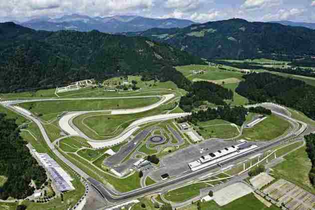 9 - GP da Áustria - Red Bull Ring - 4 de julho.