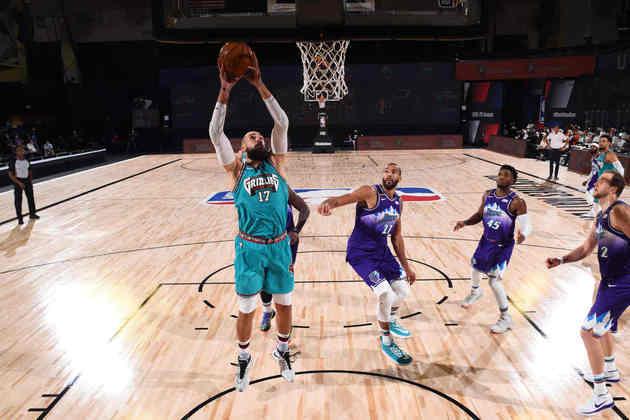 9- Jonas Valanciunas (Memphis Grizzlies): 21 pontos, 14 rebotes. O pivô continua sendo um dos melhores reboteiros na temporada. Nos últimos 20 jogos, contando toda a campanha, o atleta pegou dez ou mais em 18 oportunidades. O Grizzlies, entretanto, vem de 11 derrotas nos últimos 15 jogos e o Portland Trail Blazers ameaça sua vaga aos playoffs
