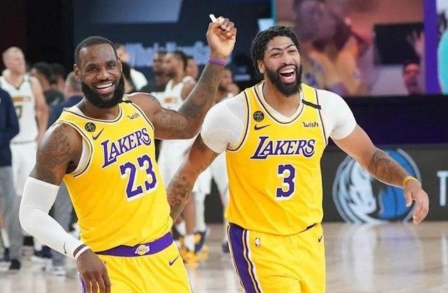 9º: Los Angeles Lakers (Estados Unidos - basquete) - 4,01 milhões de interações