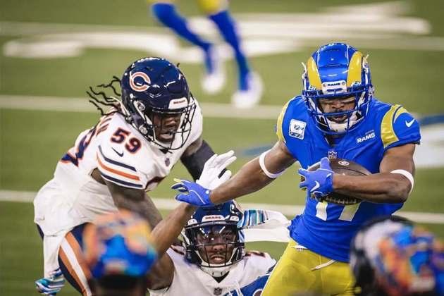 9 - Los Angeles Rams: Sean McVay é um gênio ofensivo e sua mente pode levar os Rams ao topo.
