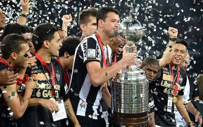 9º lugar: Atlético-MG - 1539 pontos