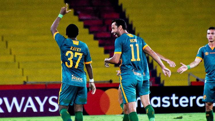 9º lugar - Fluminense: R$ 1.043 bilhões