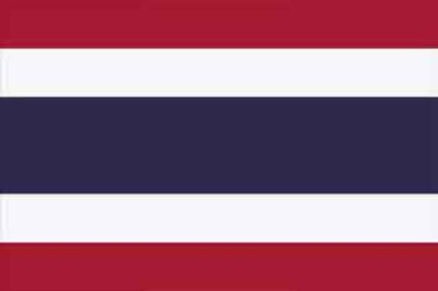 9º - lugar - Tailândia: 3 pontos (ouro: 1 / prata: 0 / bronze: 0)