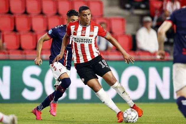 9º: Mohamed Ihattaren - PSV
