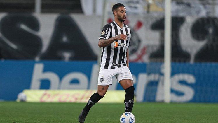9° - Nathan Silva (24 anos): Zagueiro - Valor de mercado: 4 milhões de euros (R$ 25,5 milhões) - Contrato até dezembro de 2023.