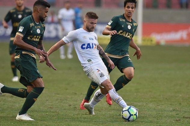 9ª rodada – América-MG x Santos – 4/07 – 11h (de Brasília) – Independência