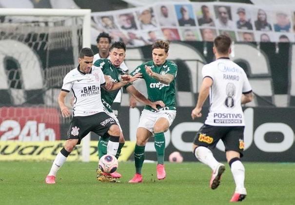 9ª Rodada - Corinthians x Palmeiras - Arena Corinthians - 10/9 - quinta-feira - 19h15