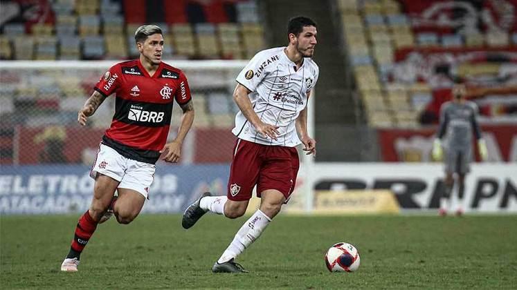 9ª rodada - Flamengo x Fluminense - 04/07 - 16h (de Brasília) - Maracanã