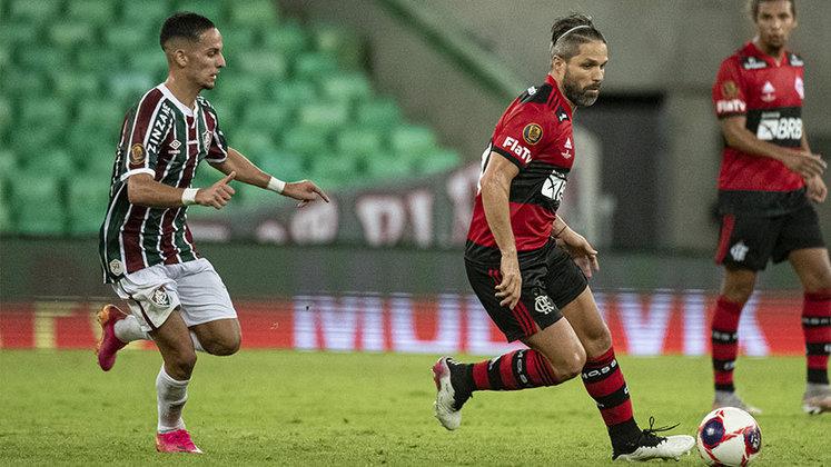 9ª rodada - Flamengo x Fluminense - 04/7 - 16h (de Brasília) - Maracanã.