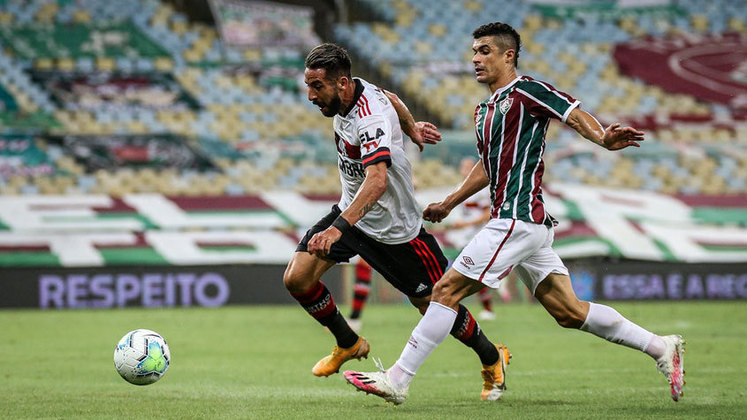 9ª rodada - Flamengo x Fluminense - O Rubro-Negro foi o único rival que venceu o Tricolor na última temporada, mas nos últimos dois encontros, vitória do Flu.