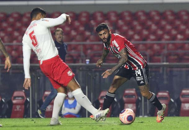 9ª rodada - São Paulo x Red Bull Bragantino - Na quarta, dia 9 de setembro, às 19h15, o São Paulo recebe o atual campeão da Série B no Morumbi. As duas equipes se enfrentaram no Paulista, no mesmo local, e o Red Bull fez 3 a 2.