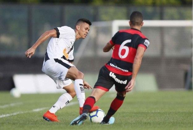 9ª rodada - Vasco x Atlético-GO - 10/9 - 21h - São Januário