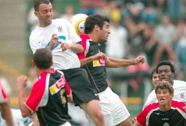 9º - Santa Cruz: Campeonato Brasileiro 2006 - 1ª vitória nessa edição do Brasileirão: 11ª rodada, 2 a 1 diante do Goiás.