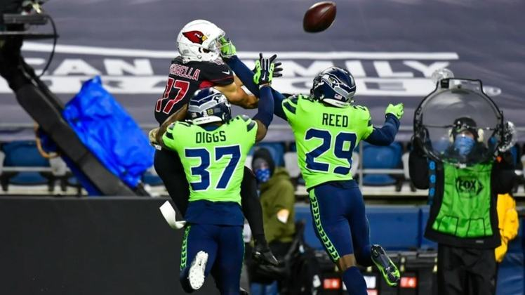 9º Seattle Seahawks - Se a defesa se mostrar eficiente igual foi contra os Cards, esse time pode chegar longe em 2020.