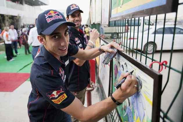 9º) Sébastien Buemi foi o nono colocado. Depois de pouco destaque na F1, foi campeão no WEC e na Fórmula E