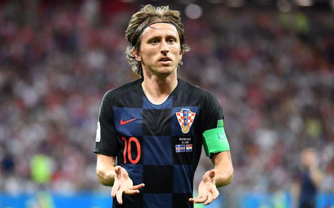 91) Luka Modric (Croácia) - Futebol