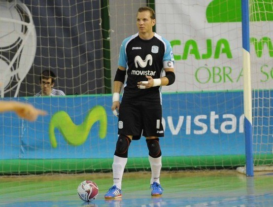 93) Luis Amado (Espanha) - Futsal