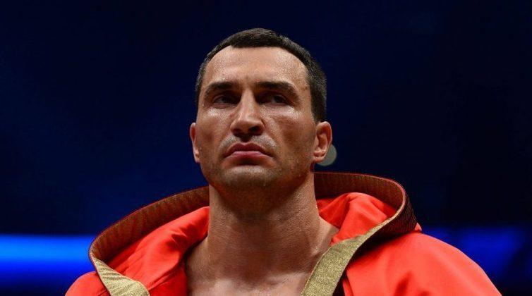 98) Wladimir Klitschko (Ucrânia) - Boxe
