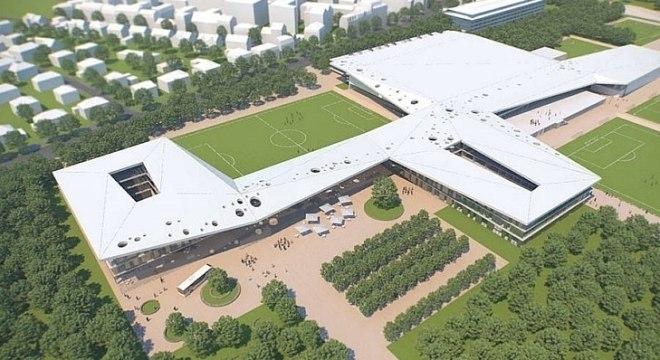 A Academia DFB, o 'Vale do Silício do futebol'
