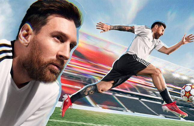 A Adidas lançou uma nova chuteira, que será usada pelo astro Lionel Messi, campeão da Copa América pela Argentina no último sábado e atualmente livre no mercado após término de contrato com o Barcelona. A chuteira, batizada como X Speedflow, foi projetada para permitir grandes velocidades. A X Speedflow estava sendo desenvolvida desde o ano passado. A novidade marca o retorno de Messi para a linha X, de velocidade. Desde 2015 ele usava chuteiras da linha Nemeziz.