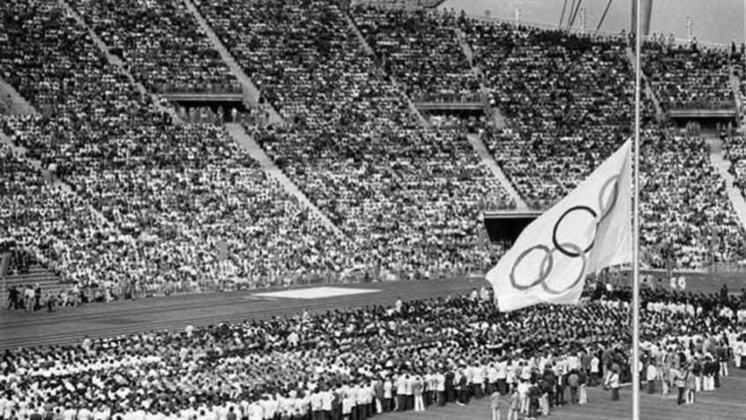 A Alemanha foi sede duas vezes dos Jogos Olímpicos de Verão. Em 1936, Berlim foi a cidade-sede, enquanto no ano de 1972 foi a vez de Munique (foto) organizar a competição