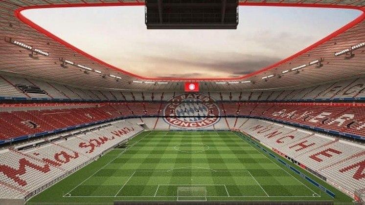 A Allianz Arena, com capacidade para 75.024 pessoas, terá 22% da capacidade liberada para o público (cerca de 16.505 pessoas). Receberá jogos da fase de grupos e das quartas de final.