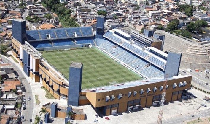 A Arena Barueri, situada na região metropolitana de São Paulo, tem como mandante o Oeste e foi utilizado pelo Palmeiras na época que o Parque Antarctica se transformava em Allianz Parque. Sua inauguração aconteceu em 2007, há 13 anos.