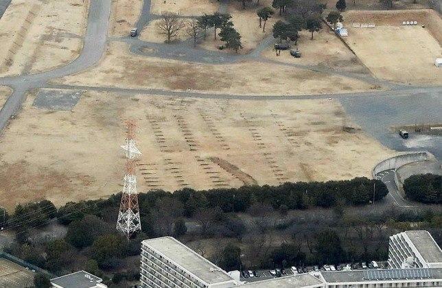 A Asaka Shooting Range receberá as provas de tiro dos Jogos Olímpicos. É o memos local em que a modalidade foi disputada na edição de 1964, a primeira em que Tóquio foi sede.