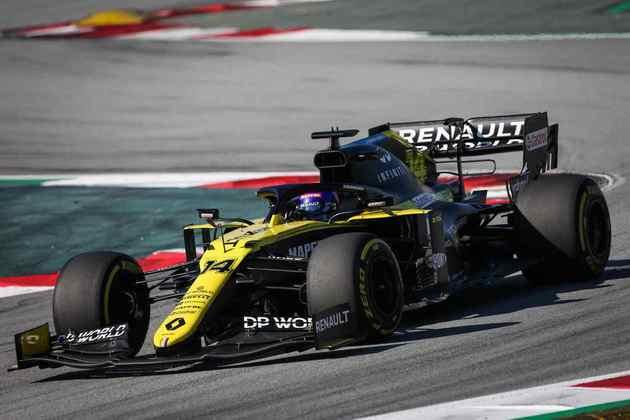 A atividade foi produtiva, mas curta. Como era oficialmente um dia de filmagens, a Renault não podia completar mais do que 100 km. Isso é menos do que um terço de uma corrida de F1, representando 21 voltas em Barcelona