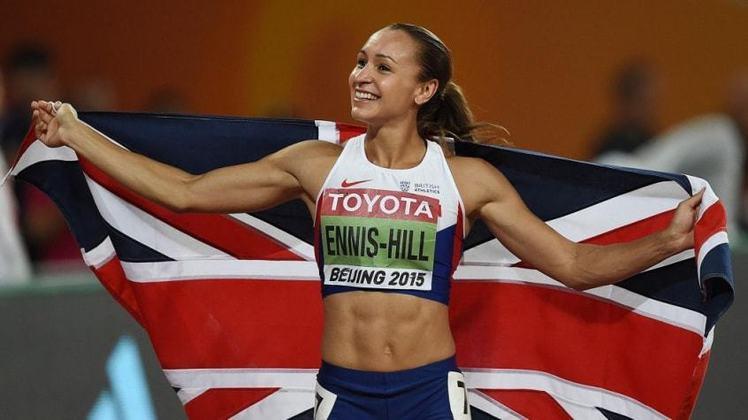 A atleta britânica Jessica Ennis-Hill foi a vencedora da categoria feminina do Prêmio Laureus em 2013. Ela tem duas medalhas olímpicas em seu currículo, o ouro em 2012 e a prata em 2016 no heptatlo