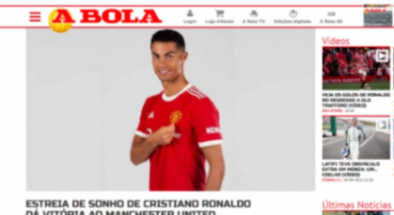 A Bola - Cristiano Ronaldo