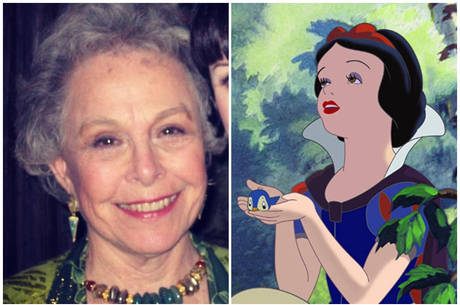 Marge Champion morre aos 101 anos