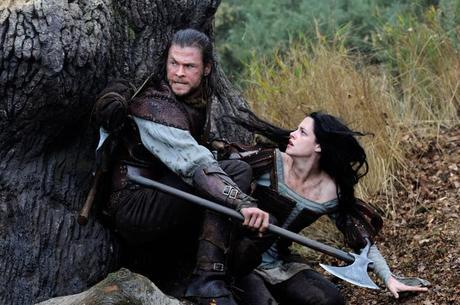 Cenas do filme 'Branca de Neve e o Caçador'
